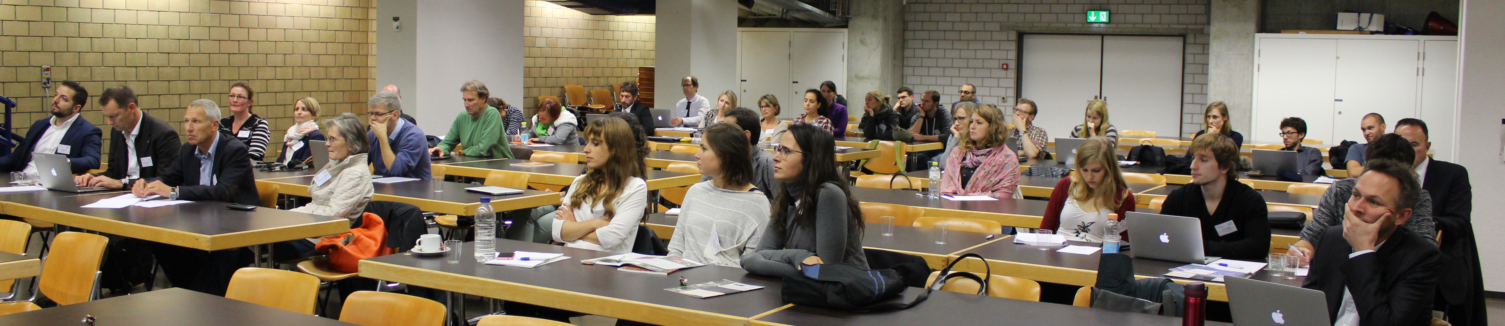 Foto Audience 6. Symposium